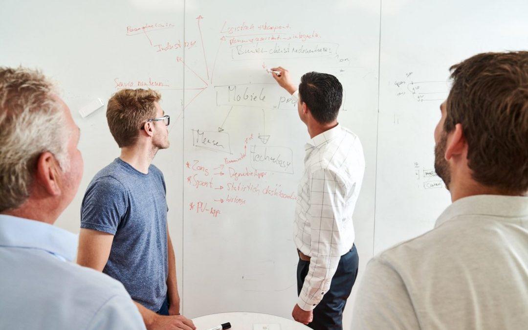 Professionele apps bouwen door een mix van techniek en creativiteit