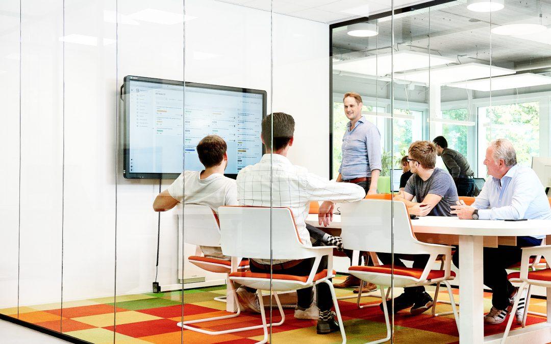 Mobiele applicaties bouwen met multidisciplinaire teams
