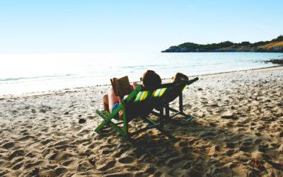De leukste zomerboeken voor innovators en geeks