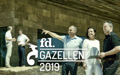 Open Circle Solutions wint FD Gazellen 2019