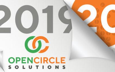 Open Circle Solutions kijkt terug op 2019 en vooruit naar 2020