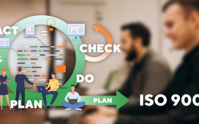Continu verbeteren – samen op weg naar ISO 9001