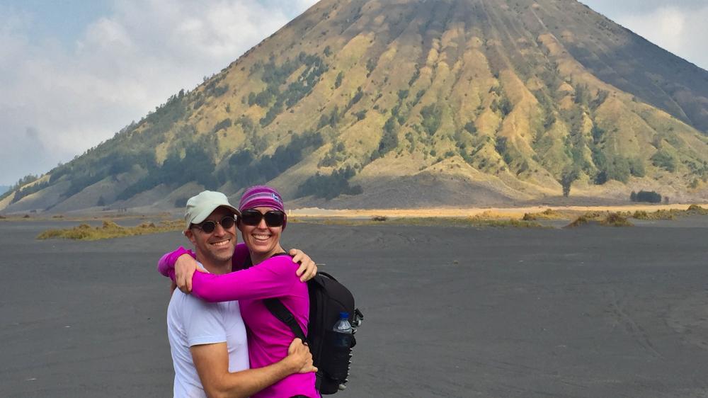 OCS-vakantie Patrick Deenen Malang en Pasoeroean