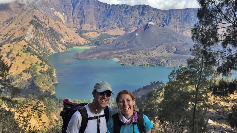 OCS-vakantie Patrick Deenen Lombok Utara