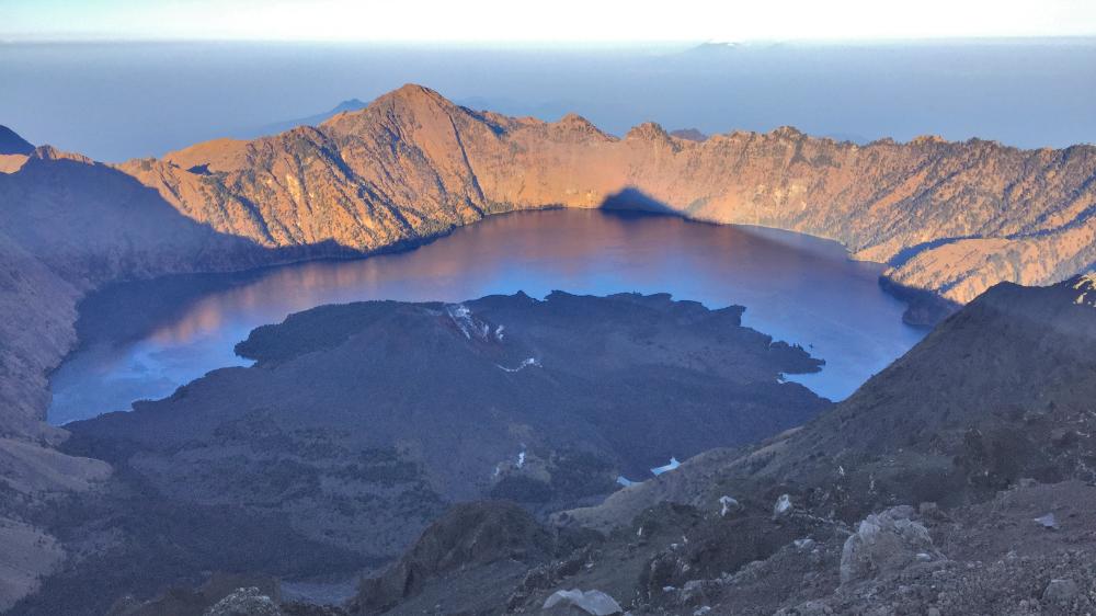 OCS-vakantie Patrick Deenen Lombok Timur