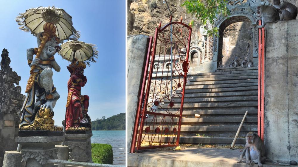 OCS-vakantie Patrick Deenen Bali