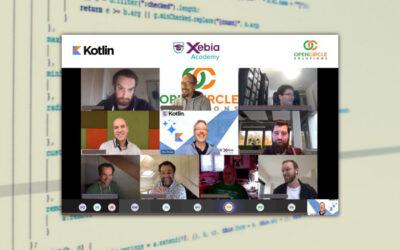 Kotlin-training voor Open Circle Solutions ontwikkelaars
