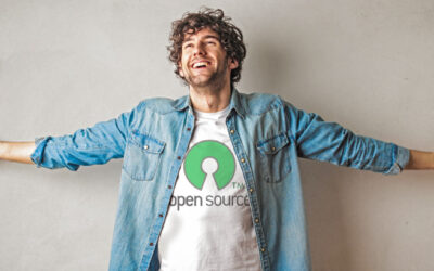 T-shaped open source software developers